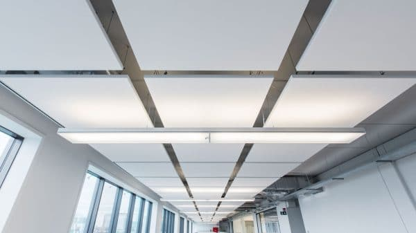 rockfon eclipse plafondeiland akoestische plafondpanelen plafondplaten akoestiek