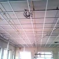 Systeemplafond profielen