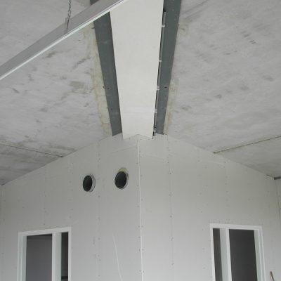 metal stud wanden profielen plafonds systeemplafonds scheidingswand voorzetswand metalstud prijzen wat is metal stud